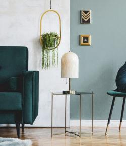 Poduszki na krzesła, czyli zmiana wyglądu mebli w zależności od pory roku czy humoru!