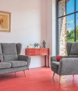 Sofy trzyosobowe, dla poszukujących maksymalnego komfortu